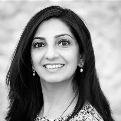 Rashmi Jain: Vice President of Information Systems & Technology